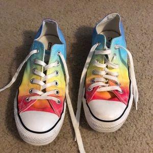 Rainbow Chuck Taylor Allstar Converses